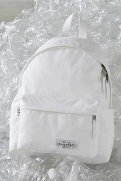 Springfield Backpacks PADDED PAK'R PATCHED BLACK  white