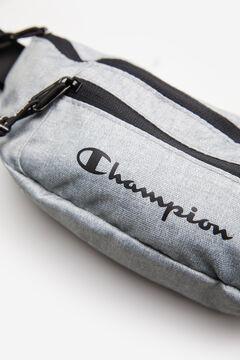 Springfield Bolsa con bolsillos y logo bordado plomo mezcla