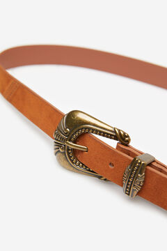 Springfield Cowboy Belt brown