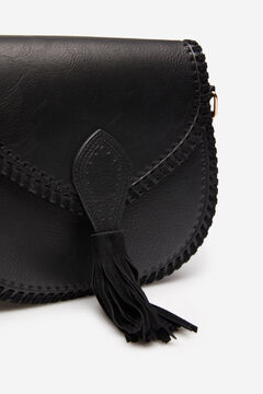 Springfield Stitching saddle bag black