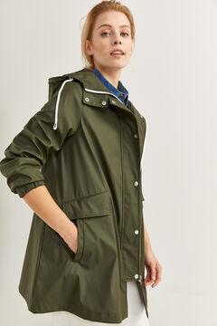 Springfield Waterproof Jacket green