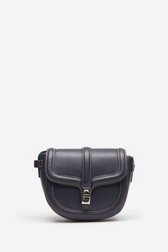 Springfield Metal Fastening Crossbody Bag navy mix