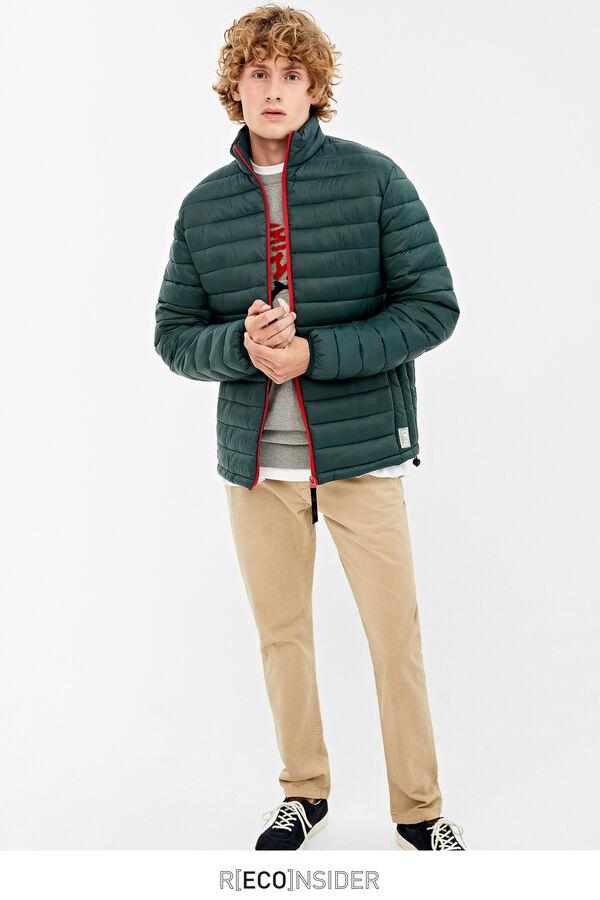 diseño elegante reunirse comprar bien Cazadoras y chaquetas de hombre | Springfield
