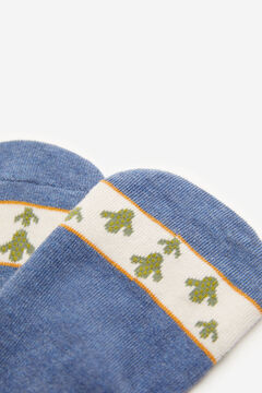 Springfield Fox No-Show Socks mallow