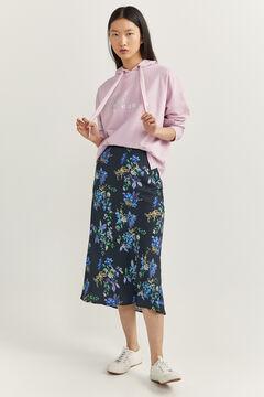 Springfield Kapucnis pulóver rózsaszín