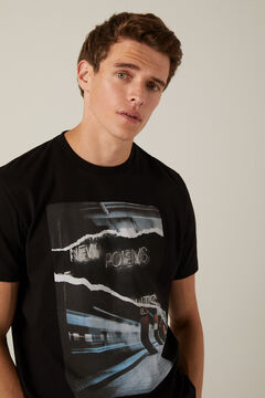 Springfield Poems T-shirt black