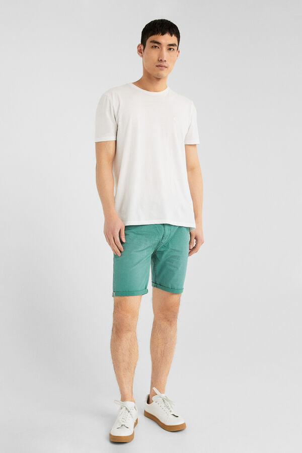 d643de2772 Springfield Bermuda 5 bolsillos ligera verde agua