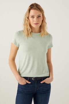 Springfield Studs t-shirt green