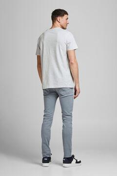 Springfield Logo print t-shirt white