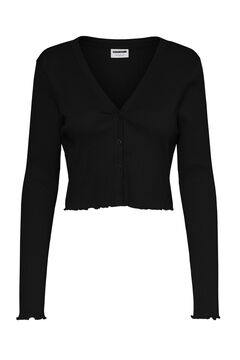 Springfield Crop cardigan black