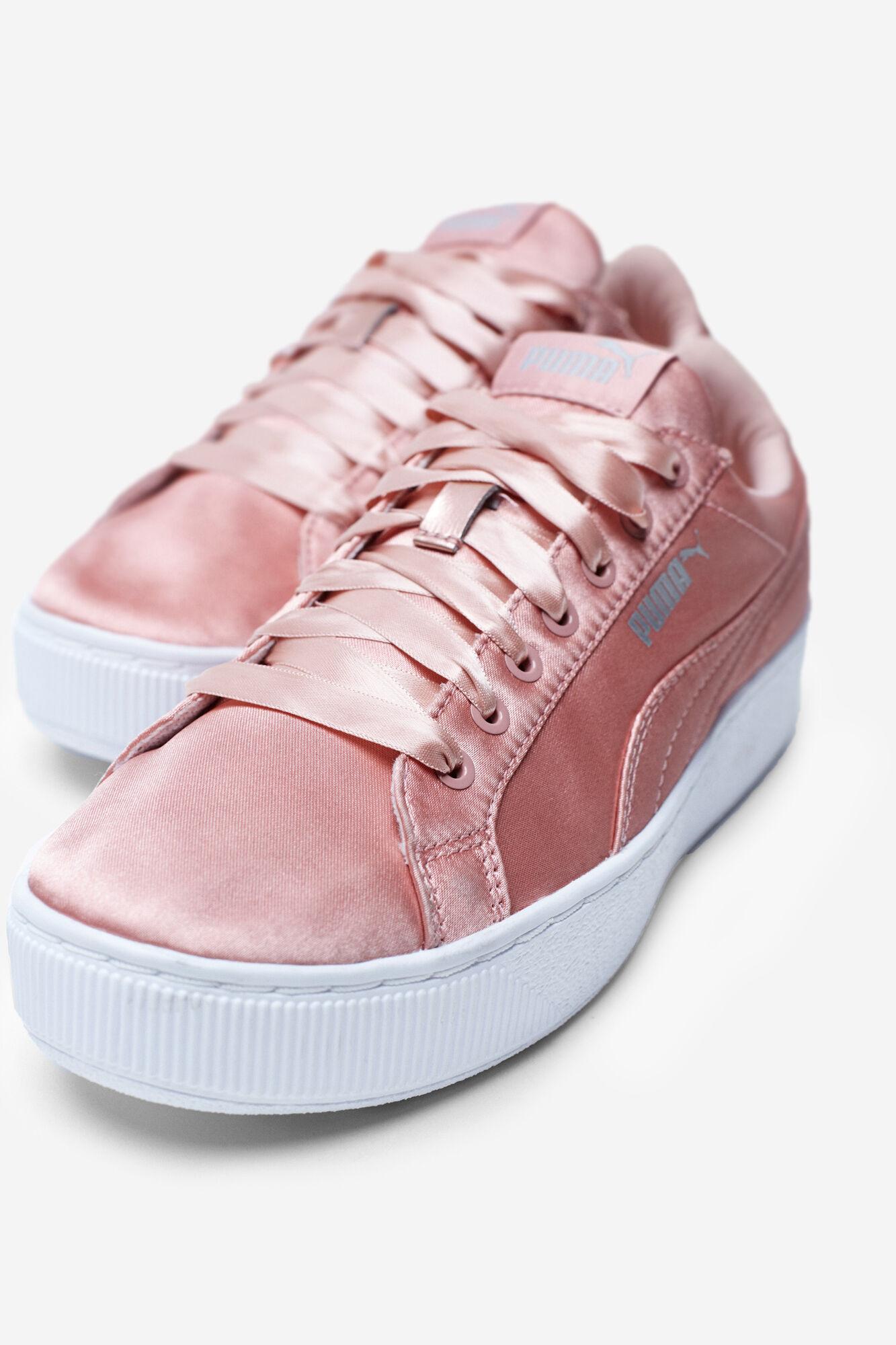 zapatillas puma rosas
