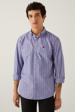 Springfield Striped shirt bluish