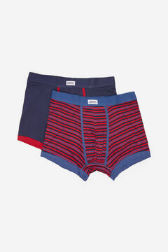 Springfield 2-pack boxers bluish