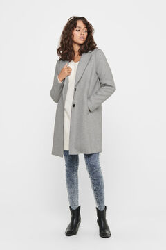 Springfield Straight coat  gray