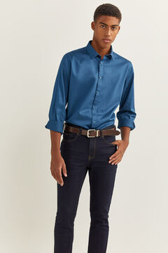Springfield STRETCH SHIRT mallow