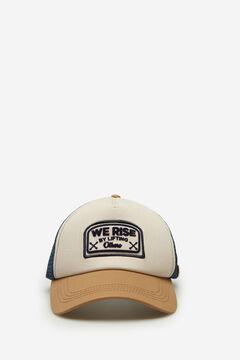 Springfield Casquette trucker patch camel