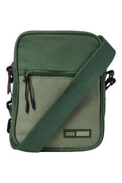 Springfield Single-colour crossbody bag green