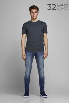 Springfield Liam skinny fit jeans  bluish