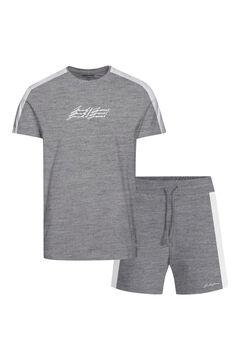Springfield Sports t-shirt silber