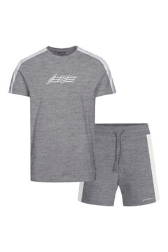 Springfield Sports t-shirt gris