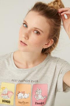 Springfield Best Friends Ever T-shirt grey