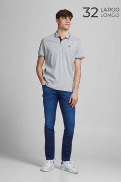 Springfield Glenn slim fit jeans  black