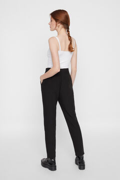 Springfield Straight trousers noir
