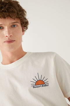 Springfield Rider T-shirt ecru