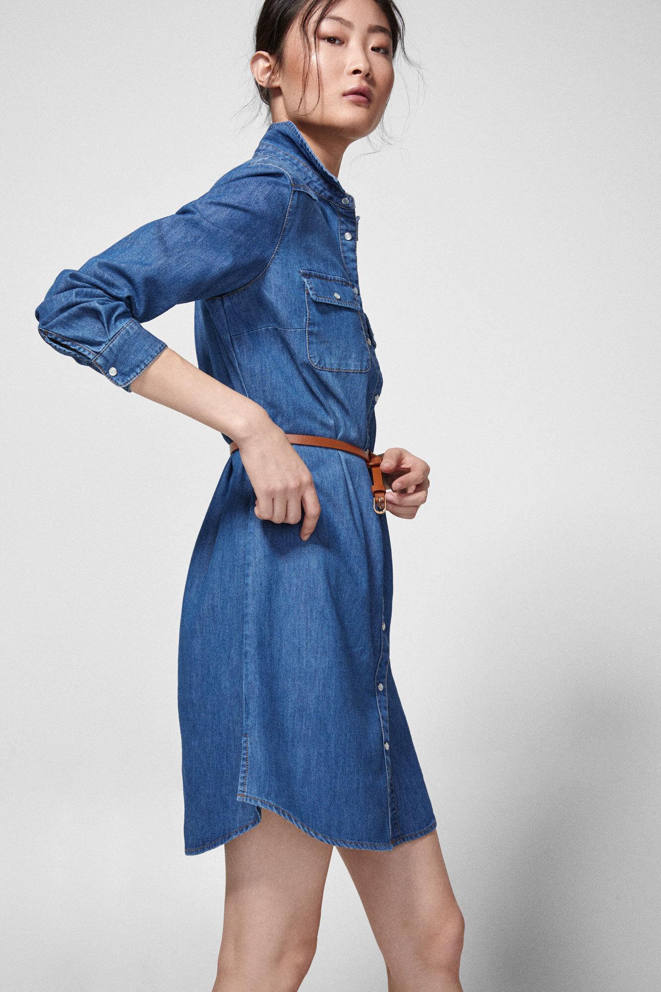 Vestido denim & supply ralph lauren