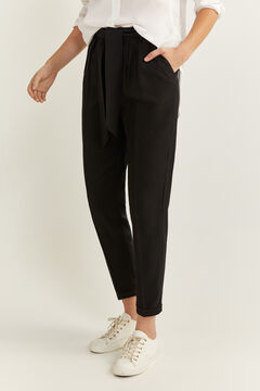 Springfield Jogger trousers black