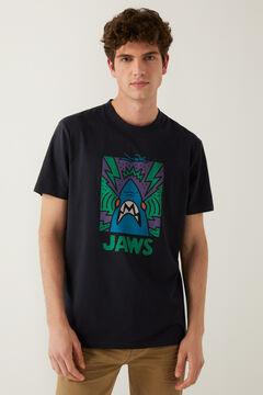 Springfield Jaws t-shirt blue