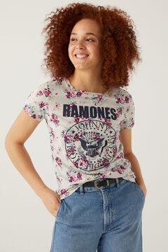 Springfield Ramones t-shirt grey