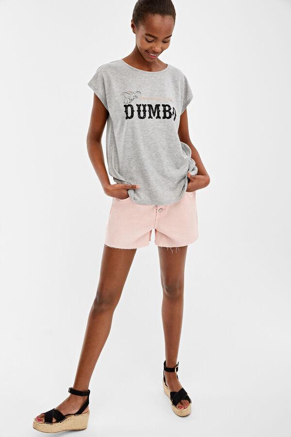 b88a0682a3e Springfield Camiseta dumbo gris · Comprar