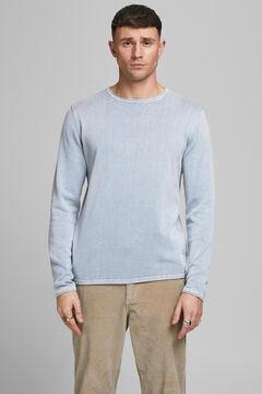 Springfield Crew neck jumper  bluish