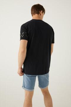 Springfield Camiseta Willyrex negro