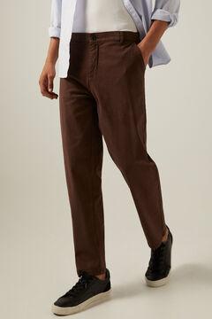 Springfield Comfort chinos brown