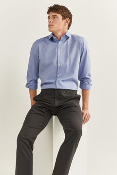 Springfield LIQUID-REPELLENT SHIRT blue