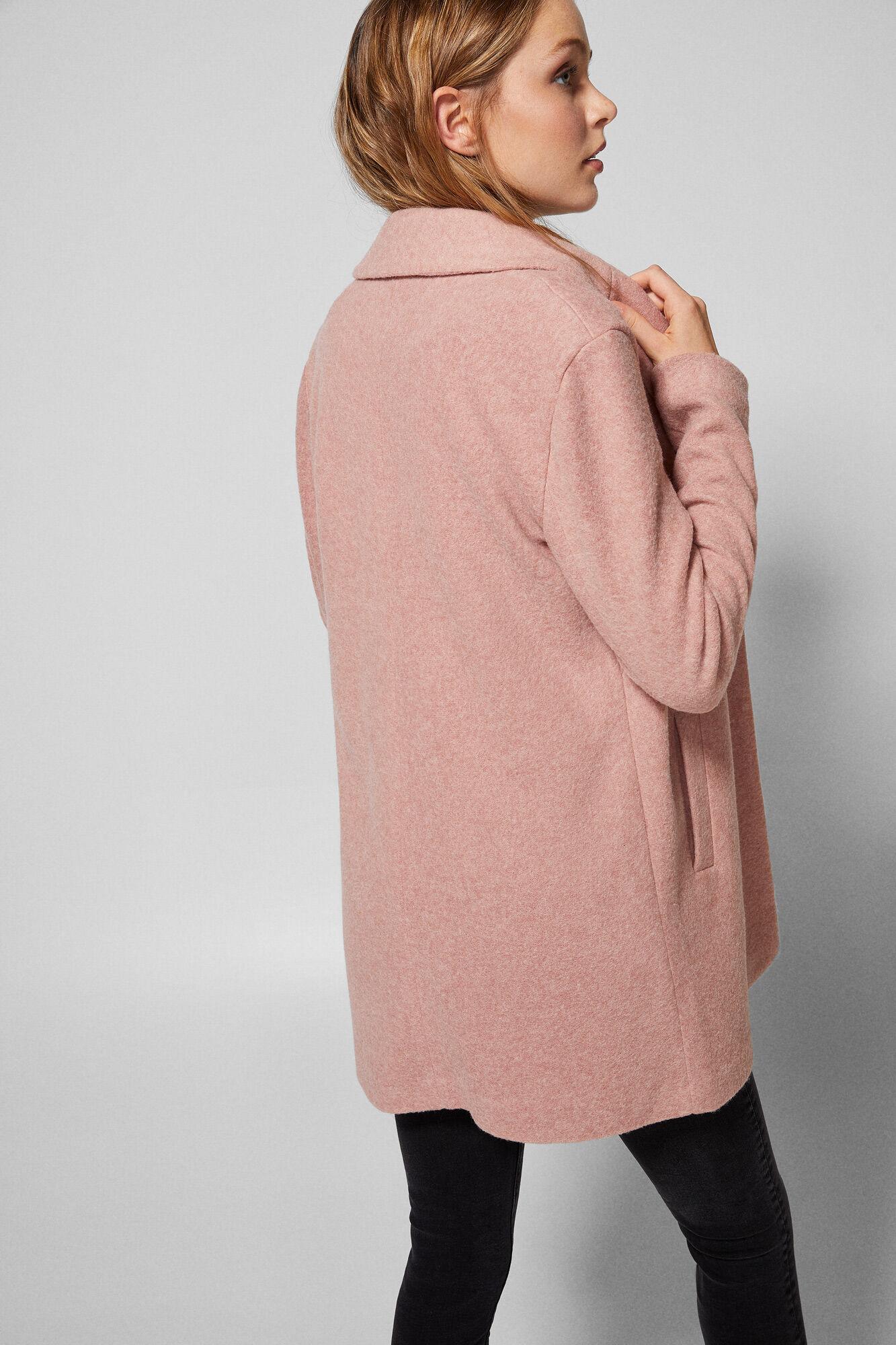 Abrigo rosa springfield