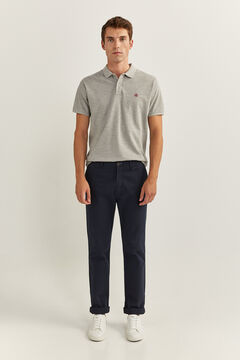 Springfield PANTALON CHINO REGULAR FIT navy