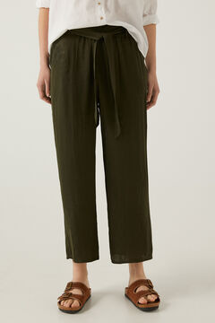 Springfield Floaty culottes green