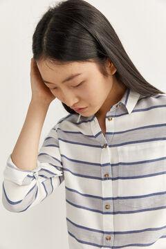 Springfield Csíkos ing szürke