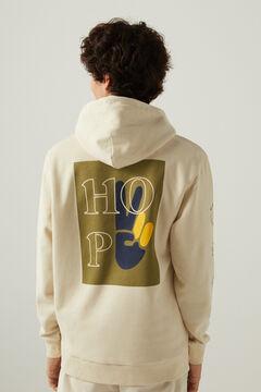 Springfield Hope hoodie natural