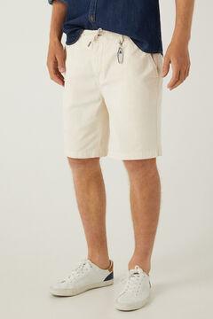 Springfield Beach Bermuda shorts keyring natural