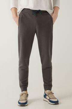 Springfield Piqué joggers gray
