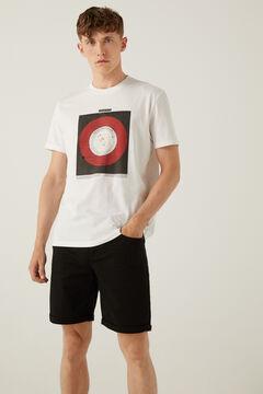 Springfield Galaxy T-shirt white