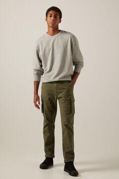 Springfield Cargo trousers grey