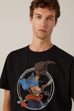 Springfield LoL T-shirt black