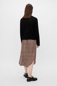 Springfield Knit cardigan schwarz
