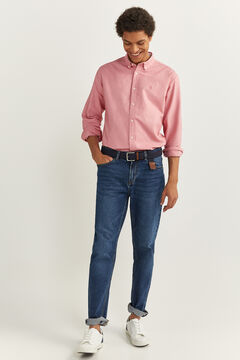 Springfield OXFORD SHIRT pink