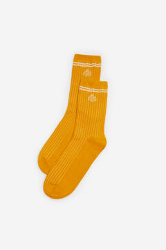 Springfield Lurex embroidery socks color